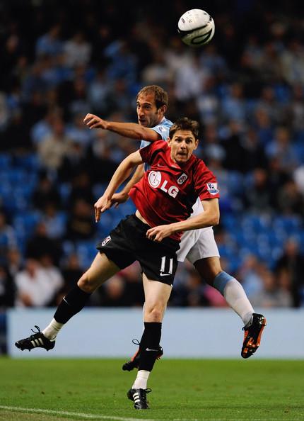 Manchester+City+v+Fulham